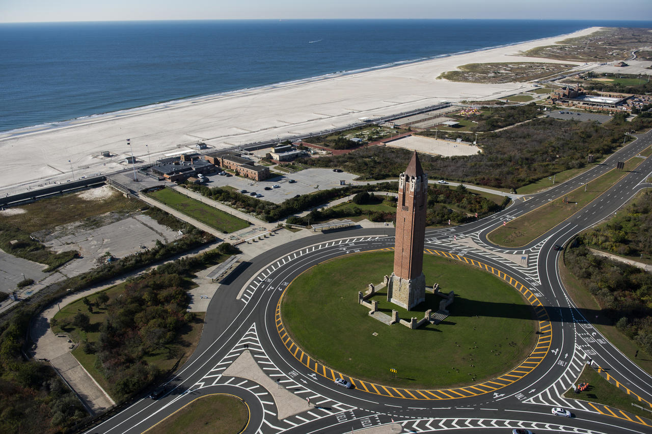 Jones Beach Needle - Long Island Courier Service